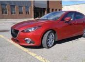 Mazda3 Sport manuelle 2016 essai routier