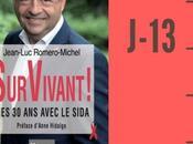 """J-13 avant sortie """"SurVivant avec sida"""" chez Michalon"""