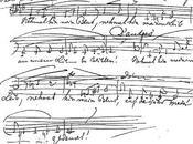 autographe Richard Wagner publié Judith Gautier