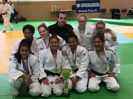 Championnat du Grand Est par équipes cadettes et juniors