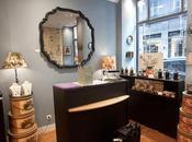 Paravent Sublime écrin dédié parfumerie luxe Lyon