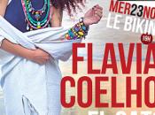 Flavia Coelho, Gato Negro Sisi Wacho, Bikini pour l'agence Math Promo.