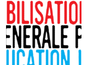novembre 2016 mobilisation générale pour l'éducation