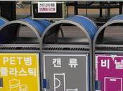 transformation déchets Corée