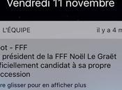 Sale journée pour foot français #FFF