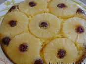 Gâteau renversé l'ananas Nigella