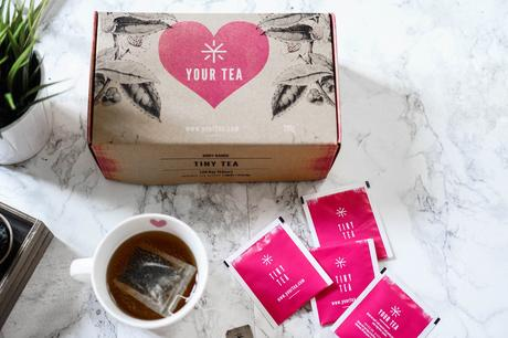your tea cure tiny tea teatox mon avis voir. Black Bedroom Furniture Sets. Home Design Ideas