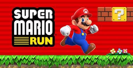 Super Mario Run débarquera sur iOS dans un mois
