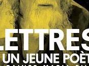 Lettres jeune poète Rainer Maria Rilke adapté Théâtre Poche Montparnasse