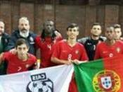 Portugal champion d'Europe Street Football