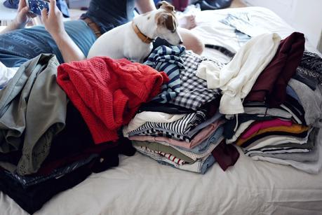M thode pour bien ranger son armoire paperblog - Comment bien ranger une armoire ...
