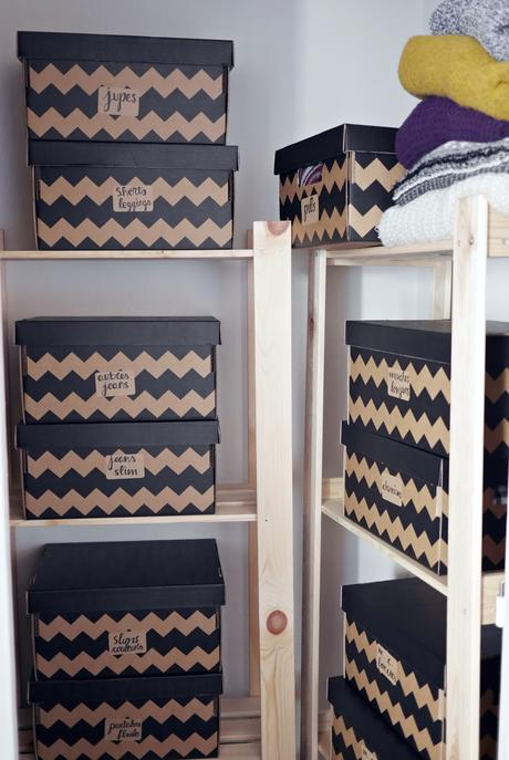 M thode pour bien ranger son armoire paperblog - Comment bien ranger son armoire vetement ...