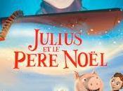 Julius père Noël joli conte noël
