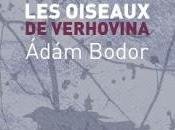 Ádám Bodor oiseaux Verhovina