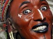 l'empreinte esprits souffle ancêtres. devenir humain afrique traditionnelle.
