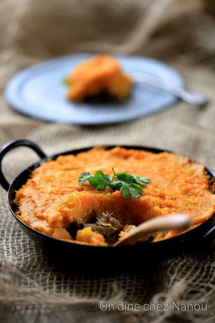 Parmentier de confit de canard la patate douce voir - Quand recolter les patates douces ...