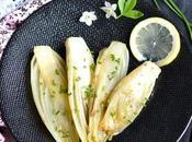 Endives braisées citron sésame