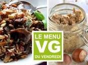 menu vendredi Délicieux champignons