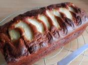 Cake poires farine châtaigne