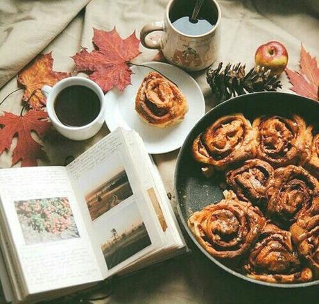 1383. Fall Book Tag : le tag de l'automne