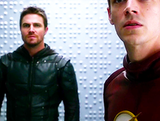critiques Flash Saison Episode Invasion.