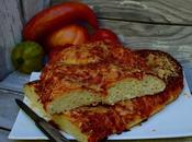 Fougasse pizza