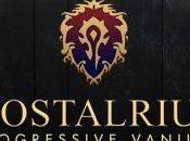 Résurrection serveur privé World Warcraft Nostalrius quel avenir