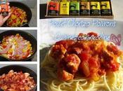 Poulet Chorizo Poivrons