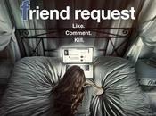 [Cinéma] Friend Request Vous regarderez Facebook même façon