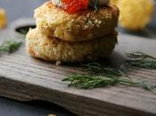 Croquettes croustillantes pommes terre saumon fumé
