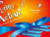 fééries d'Auteuil pour Noël solidaire