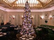 menu dégustation l'hôtel Vernet Champagnes Billecart-Salmon avant-goût Noël