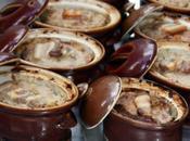 Terrine pseudo-rustique foie gras figues