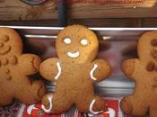 gingerbread christmas cookies bonhommes pain d'épices Noël sans beurre,sans lait