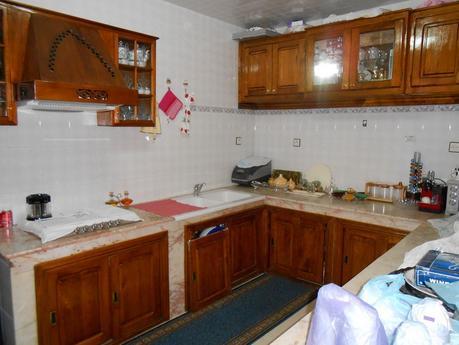 cuisine marocaine en bois paperblog. Black Bedroom Furniture Sets. Home Design Ideas