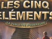 cinq éléments, tablette d'Emeraude