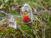 rayon soleil hiver mini clairière dans collier