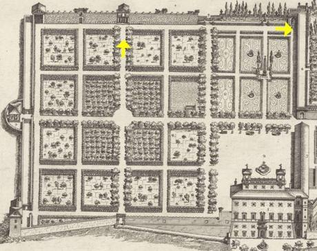 jardins-de-la-villa-medicis-detail-gravure-giovanni-battista-falda-pianta-del-giardino-del-serenissimo-granduca-di-toscana-alla-trinita-dei-monti-sul-monte-pincio-1683