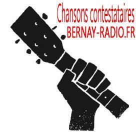 La chanson contestataire s'invite sur les ondes de Bernay-radio.fr et c'est tant mieux…