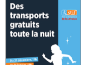 transports Paris décembre