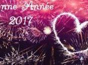 Bonne année 2017 tous abonnés lecteurs!