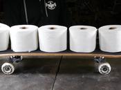 Comment fabriquer planche skateboard avec papier toilette?