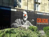 """Exposition """"Coluche"""" l'Hôtel Ville Paris"""