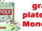 plus grand plateau Monopoly monde