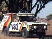 voitures mythiques vainqueurs Rallye Dakar