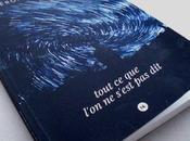 """""""Tout l'on s'est dit"""" Jérôme Dumont roman allures thriller…"""