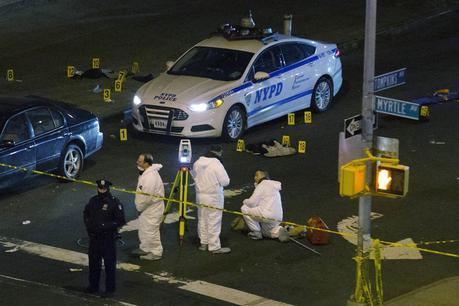 New York est plus moins dangereuse qu'on ne l'imagine.