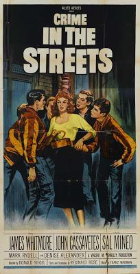 Face au crime - Crime in the streets, Don Siegel (1956)