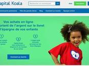 Capital Koala: Mettez l'argent côté livret enfants