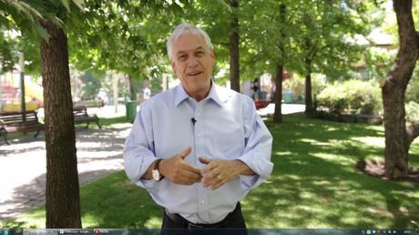 Le souffle de la présidentielle au Chili